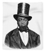 Samuel D. Burris Fleece Blanket