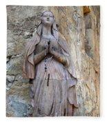 San Carlos Borromeo De Carmelo Mission 6 Fleece Blanket