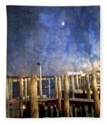 San Marco Dream Fleece Blanket