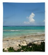 Sandals Cay Fleece Blanket