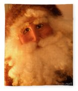 Santa Fleece Blanket