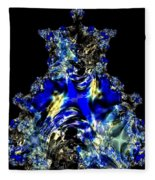 Sapphires Fleece Blanket
