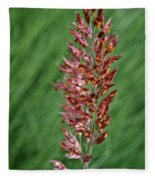 Savannah Ruby Grass Fleece Blanket