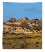 Scenic Western Nebraska Fleece Blanket