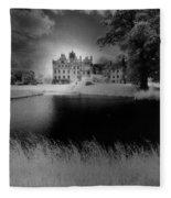 Schloss Basedow Fleece Blanket