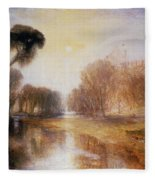Schloss Rosenau Fleece Blanket