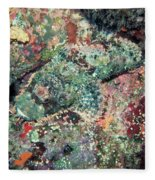 Scorpionfish Fleece Blanket