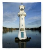 Scott Memorial Roath Park Cardiff Fleece Blanket