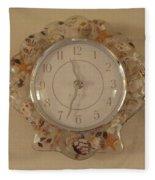 Sea Shells Time Fleece Blanket