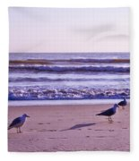 Seagull Alliance Fleece Blanket