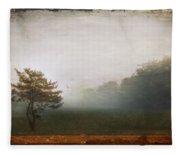 Season Of Mists Fleece Blanket