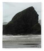 Sebastian Beach California Fleece Blanket