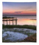 Sebring Sunrise Fleece Blanket