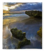 Secret Cove Fleece Blanket