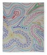 Seek Fleece Blanket