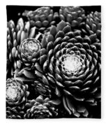 Sempervivum Fleece Blanket