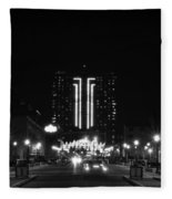 Seneca Niagara Casino Fleece Blanket