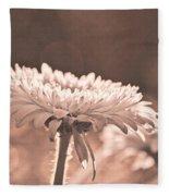 Sepia Sweetness Fleece Blanket