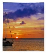 Serenity 2 Fleece Blanket