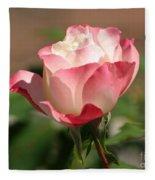 Shades Of Pink Fleece Blanket