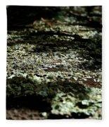 Shady Moss Fleece Blanket