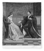 Shakespeare: King Henry V Fleece Blanket