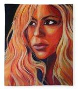 Shakira Fleece Blanket