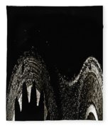 Sharp Fleece Blanket