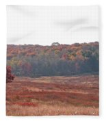Shenandoah Plain Fleece Blanket
