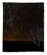 Shooting Stars Fleece Blanket