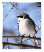Shrike - Lonely Fleece Blanket