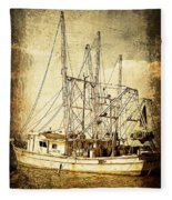 Shrimper Fleece Blanket