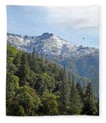 Sierra First Snow Fleece Blanket