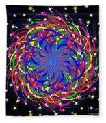 Siete Colores 2012 Fleece Blanket