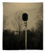 Signal Fleece Blanket