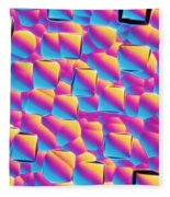 Silicon Wafer Fleece Blanket