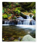 Simple Pools  Fleece Blanket