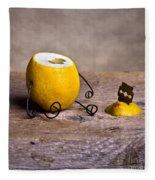 Simple Things 10 Fleece Blanket