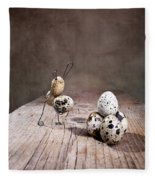 Simple Things Easter 01 Fleece Blanket