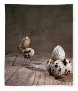 Simple Things Easter 07 Fleece Blanket
