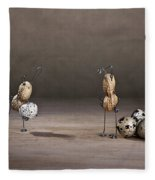 Simple Things Easter 09 Fleece Blanket