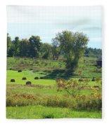 Simply Vermont Fleece Blanket