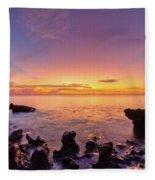 Siren Song Fleece Blanket