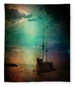 Siren Fleece Blanket