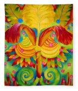 Siri Fleece Blanket