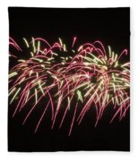 Sky Art Fleece Blanket