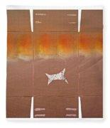 Sky Dive Fleece Blanket