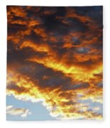 Skyfire Fleece Blanket