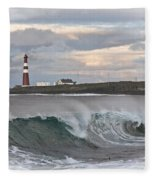 Slettnes Beacon  Fleece Blanket