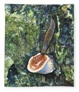 Slug 7044 1674 2 Fleece Blanket